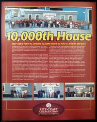 10,000th House